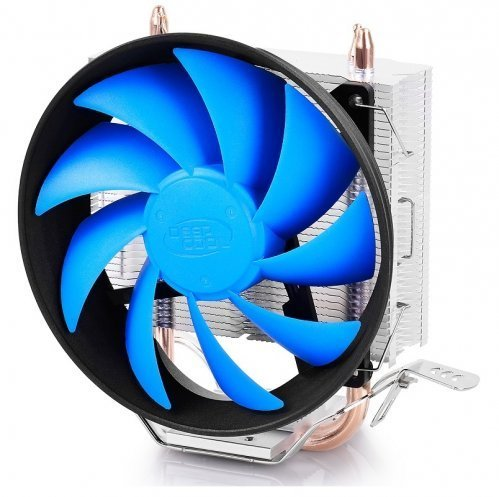 Deep Cool Gammaxx 200T Intel/AMD 120x25mm PWM Fan CPU Soğutucusu