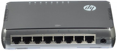 HP JH408A 8 Port 1405-8G V3 Gigabit Switch