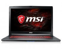 "MSI GV72 7RD-880XTR i5-7300HQ 2.50GHz 8GB DDR4 128GB SSD+1TB 2GB GTX 1050 17.3"" Full HD FreeDOS Notebook"
