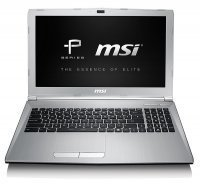 "MSI PL62 7RC-035XTR i7-7700HQ 2.80GHz 8GB DDR4 128GB SSD+1TB 2GB MX150 15.6"" Full HD FreeDOS Notebook"