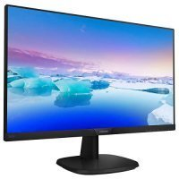 "Philips 243V7QDAB/00 23.8"" 5ms (Analog+DVI+HDMI) Full HD IPS Monitör"
