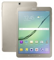 "Samsung Galaxy Tab S2 SM-T818NZDETUR T818 32GB 9.7"" Gold Tablet"