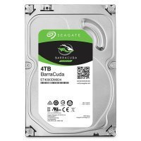 "Seagate Barracuda 4TB 3.5"" 5400RPM 256MB Sata 3 Sabit Disk -ST4000DM004"