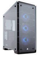 Corsair Crystal Serisi 570X RGB ATX Midi Tower Kasa - CC-9011098-WW