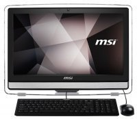 "MSI PRO 22E 7NC-076XTR Intel Core i5-7400 3.00GHz 4GB 1TB 2GB 930MX 21.5"" FreeDOS All In One PC"