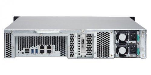 QNAP TS-863U-RP 4GB 8-Bay NAS Rack SMB Depolama Ünitesi incehesap com
