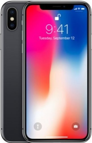 İphone X 256 GB Space Gray MQAF2TU/A