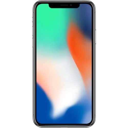 Apple iPhone X 64 GB Silver incehesap