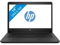 "HP 14-BS012NT 2BT05EA Intel Core i7-7500U 2.7GHz 8GB 256GB SSD 4GB Radeon 520 14"" Full HD FreeDOS Notebook"