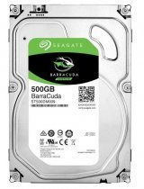 "Seagate Barracuda 500GB 7200RPM 3.5"" 64MB SATA 3 Sabit Disk - ST500DM009"