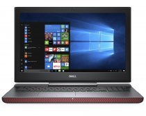 "Dell Inspiron 7567 4B70D128F161C i7-7700HQ 2.80GHz 16GB 128GB SSD+1TB 4GB GTX1050Ti 15.6"" FHD FreeDOS Gaming (Oyuncu) Notebook"