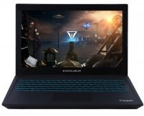 "Casper Excalibur G650.7700-B160X Intel Core i7-7700HQ 2.80GHz 16GB 128GB SSD+1TB 4GB GTX 1050 15.6"" Full HD FreeDOS Gaming Notebook"