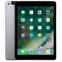 "Apple iPad New 9.7"" 128GB Wi-Fi Space Grey (MP2H2TU/A) - Apple Türkiye Garantili"