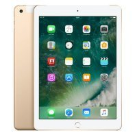 "Apple iPad New 128GB Wi-Fi 9.7"" Gold MPGW2TU/A Tablet - Apple Türkiye Garantili"