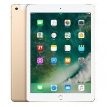 "Apple iPad 5. Nesil 128GB Wi-Fi + Cellular 9.7"" Gold MPG52TU/A Tablet - Apple Türkiye Garantili"