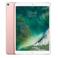 "Apple iPad Pro 2017 256GB Wi-Fi + Cellular 10.5"" Rose Gold MPHK2TU/A Tablet - Apple Türkiye Garantili"