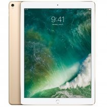 "Apple iPad Pro 2017 256GB Wi-Fi + Cellular 12.9"" Gold MPA62TU/A Tablet - Apple Türkiye Garantili"