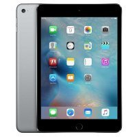 "Apple iPad Mini 4 128GB Wi-Fi + Cellular 7.9"" Space Gray MK762TU/A Tablet - Apple Türkiye Garantili"