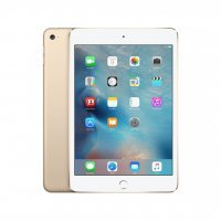 "Apple iPad Mini 4 128GB Wi-Fi 7.9"" Gold MK9Q2TU/A Tablet - Apple Türkiye Garantili"