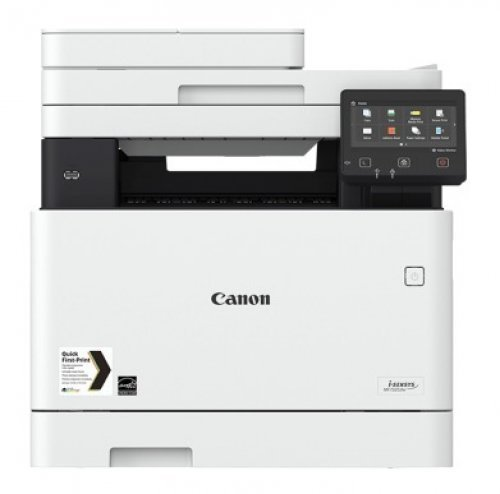 Canon MF735CX Wifi Renkli Lazer All In One Yazıcı - Orjinal Tonerli