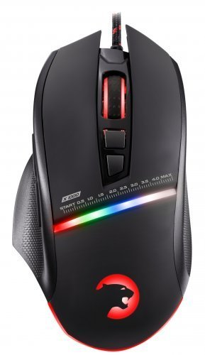Gamepower Night Stalker 5000DPI 7 Tuş RGB Optik Gaming Mouse