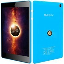 "Sunny SN7854B 7.85"" 8GB Sabit Disk 1 GB Bellek Wİ-Fİ Mavi Tablet"