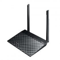 Asus RT-N12+D1 300Mbps 4 Port 2x5dBi Anten Router