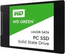 "WD Green 120GB 2.5"" 545MB/465MB/s Nand SSD Disk - WDS120G2G0A"