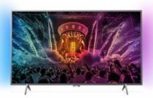 Philips 55PUS6501 55 İnç 140 Ekran Dahili Uydu Alıcılı 4K Ultra HD Smart Led Tv