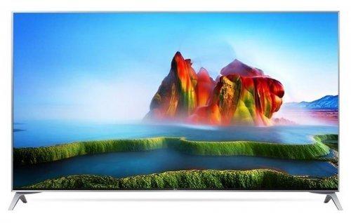 LG 49SJ800V 49 İnç 123 Ekran 4K Uydu Alıcılı Smart Led Tv
