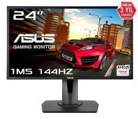 Asus MG248QR 24' Full HD 1ms 144Hz FreeSync Gaming Monitör