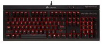 Corsair CH-9102020-TR Gaming K68 - Red LED - Cherry MX Red Türkçe