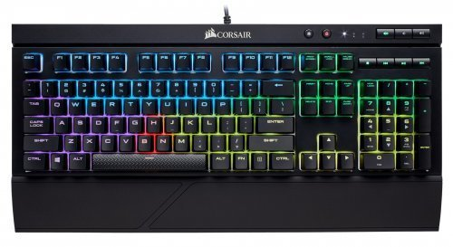 Corsair CH-9102010-TR K68 RGB Mechanical Gaming Keyboard- Cherry MX Red