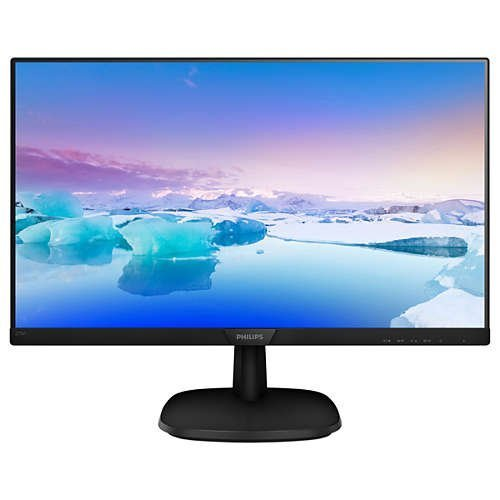 "Philips 273V7QDAB-00 IPS 5ms VGA/DVI/HDMI Speaker 27"" Full Hd Monitör"