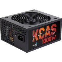 Aerocool KCAS 1000W 80+Bronze 14cm Yarı Modüler Power Supply - AE-KCAS1000M
