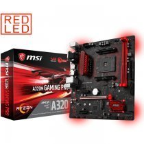 MSI A320M Gaming Pro AMD A320 Soket AM4 DDR4 3200(OC)MHz mATX Gaming Anakart