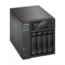 Asustor AS-6204T 4 Disk Yuvalı 4GB RAM Tower Nas Depolama Ünitesi