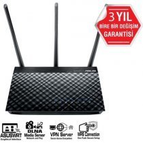 Asus DSL-AC51, AC750 Dual Band Wireless ADSL/VDSL Modem Router