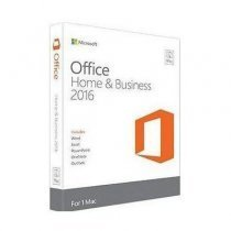 Microsoft Office Mac 2016 Home&Buss TR W6F-00888