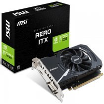 MSI GeForce GT 1030 Aero ITX 2G OC 2GB GDDR5 64Bit DX12 Gaming Ekran Kartı