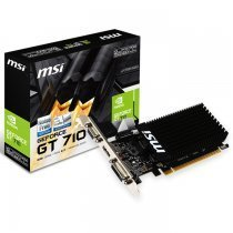 MSI GeForce GT 710 2GD3H LP 2GB DDR3 64Bit DX12 Ekran Kartı