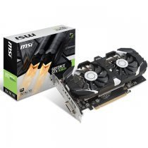 MSI GeForce GTX 1050 Ti 4GT OC 4GB GDDR5 128Bit DX12 Gaming Ekran Kartı