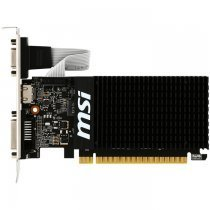 MSI GeForce GT 710 1GD3H LP 1GB DDR3 64Bit DX12 Ekran Kartı