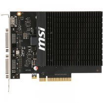 MSI GeForce GT 710 2GD3H H2D 2GB DDR3 64Bit DX12 Ekran Kartı