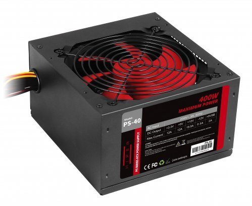 Hiper PS-40 400W 12cm Fan Power Supply