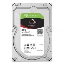"Seagate IronWolf ST6000VN0033 3.5"" 6TB 7200RPM SATA3 256MB Nas Disk"