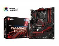 MSI B360 Gaming Plus Intel B360 Soket 1151 DDR4 2666MHz ATX Gaming Anakart