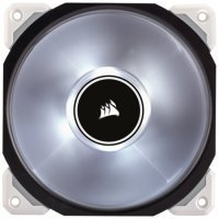 Corsair ML140 Pro Co-9050046-WW Beyaz Led 140mm Pwm Premium Magnetic Levitation Fan