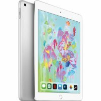 "Apple iPad 2018 6. Nesil 32GB Wi-Fi + Cellular 9.7"" Silver MR6P2TU/A Tablet - Apple Türkiye Garantili"