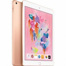 "Apple iPad 2018 6. Nesil 32GB Wi-Fi +Cellular 9.7"" Gold MRM02TU/A Tablet - Apple Türkiye Garantili"